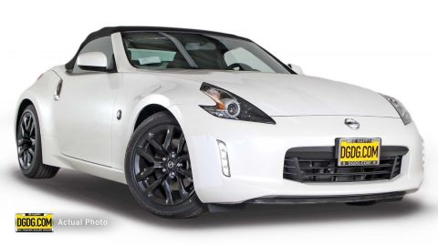2018 Nissan 370Z Roadster Base RWD Convertible