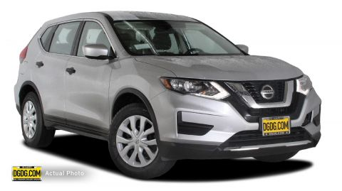 2019 Nissan Rogue S FWD Sport Utility
