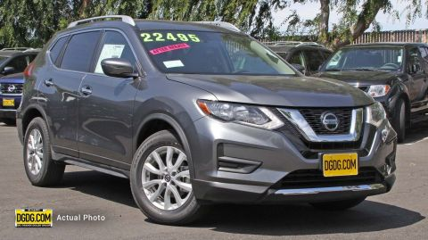 2019 Nissan Rogue SV FWD Sport Utility