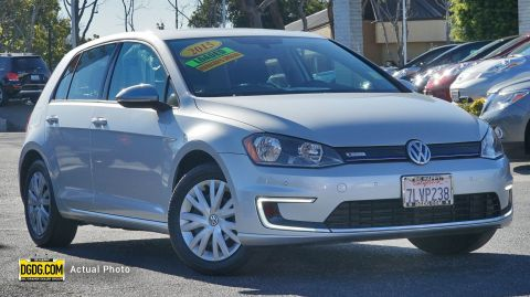2015 Volkswagen e-Golf Limited Edition FWD 4D Hatchback